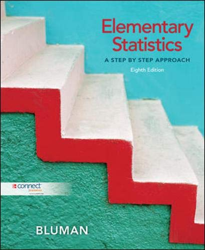 9780077460396: Elementary Statistics: A Step By Step Approach with Data CD and Formula Card
