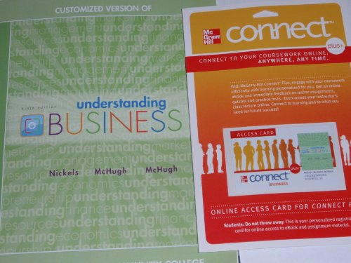 9780077460648: Understanding Business with Connect Plus