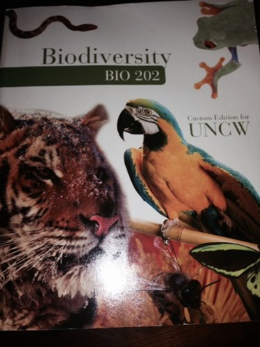 9780077461096: Biodiversity BIO 202: Custom Edition for UNCW