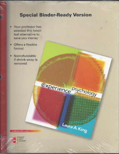 9780077461355: Looseleaf for Experience Psychology