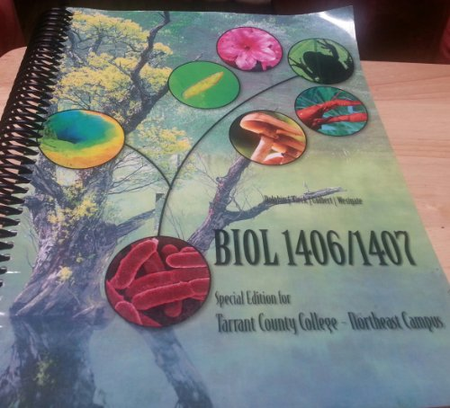 9780077461478: Biol 1406/1407 Special Edition for Tarrant County College (TCC) Northeast Campus