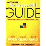 9780077462772: The Concise McGraw-Hill Guide Writing for College,
