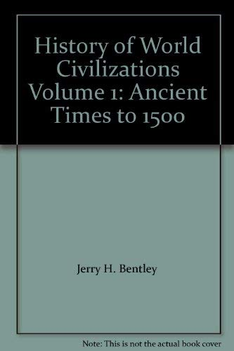 jerry bentley old world encounters Old world encounters cross cultural contacts & exchanges in pre modern times by jerry bentley available in trade paperback on powellscom, also read synopsis and reviews.