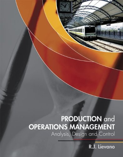 9780077464684: LSC (UNIV OF MINNESOTA DULUTH) FMIS3301: Production and Operations Management: Analysis, Design and Control