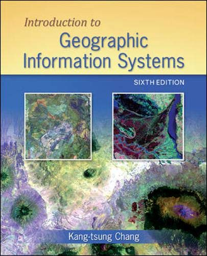 9780077465438: Introduction to Geographic Information Systems with Data Set CD-ROM