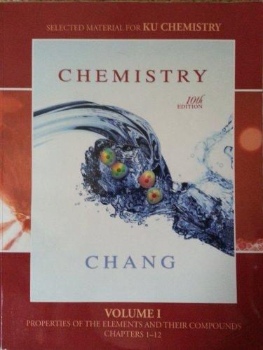 9780077467814: Chemistry