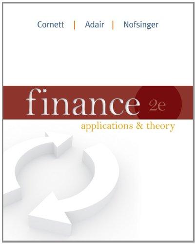 9780077467869: LooseLeaf Finance