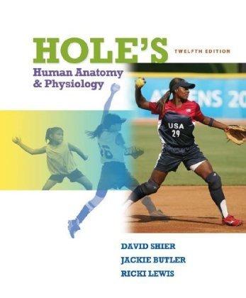 Biology 141: Select Material from Holes' Human: David Shier, Jackie