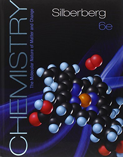 9780077468446: Chemistry: The Molecular Nature of Matter & Change with ConnectPlus Access Card