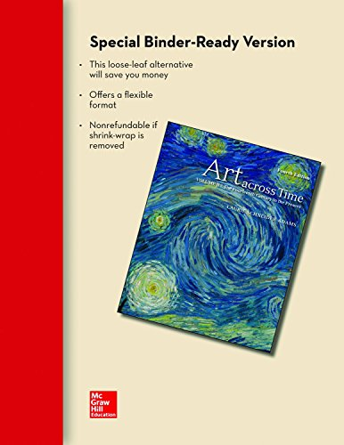9780077468828: Looseleaf for Art across Time Volume Two