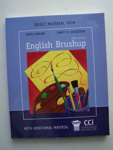 Selected Material From English Brushup (w/ Add'l: John Langan, Janet