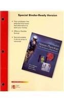 Loose Leaf Version of Vander's Human Physiology: Widmaier, Eric; Raff, Hershel; Strang, Kevin