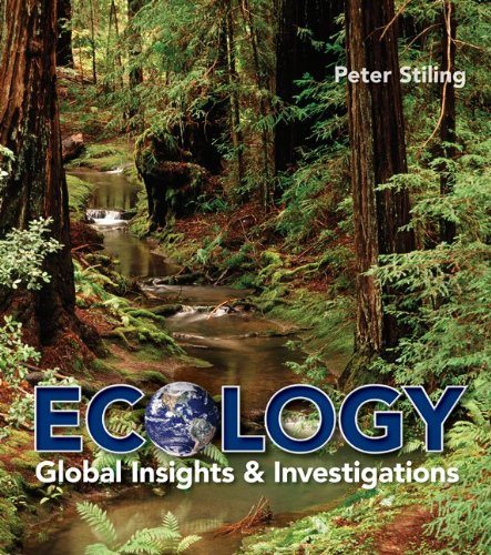 9780077471965: Ecology: A Global Insights and Investigations with Connect Plus Access Card