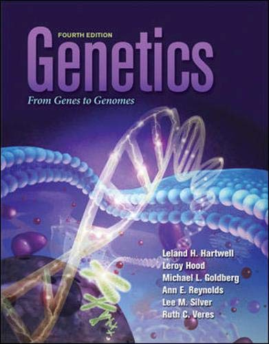 9780077471972: Genetics: From Genes to Genomes with Connect Plus Access Card