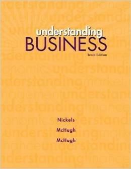 9780077474324: Understanding Business