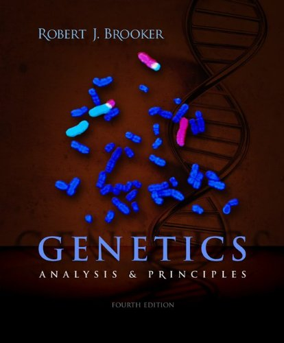 9780077474904: Genetics: Analysis and Principles with Connect Plus Access Card