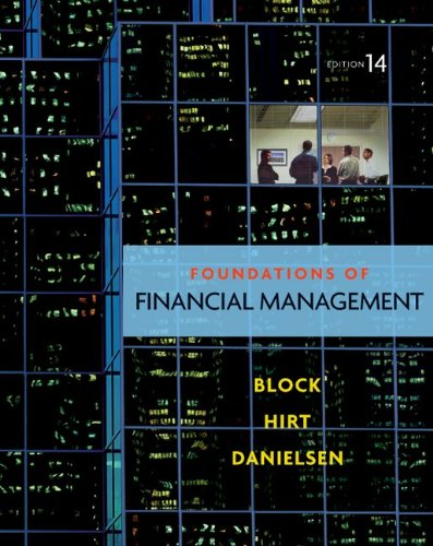 9780077477578: Foundations of Financial Management with Time Value of Money card + Connect Plus
