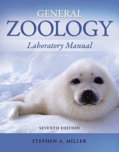 Lab Manual t/a Zoology (9780077479299) by Stephen Miller
