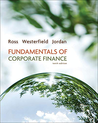 9780077479459: Fundamentals of Corporate Finance Alternate Edition (The Mcgraw-Hill/Irwin Series in Finance, Insurance, and Real Estate)