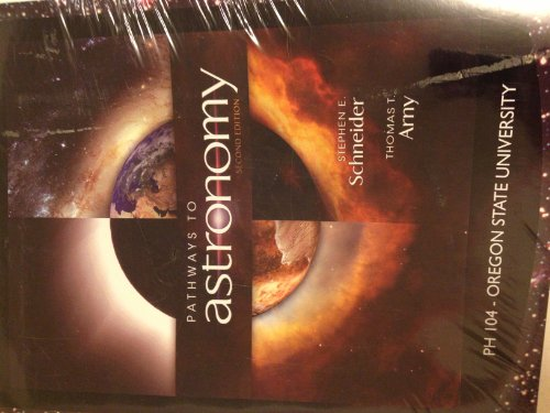 9780077480189: Pathways to Astronomy; PH 104 Oregon State University