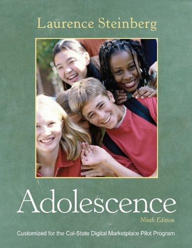 9780077481384: LSO CSU EBK PROG ADOLESENCE