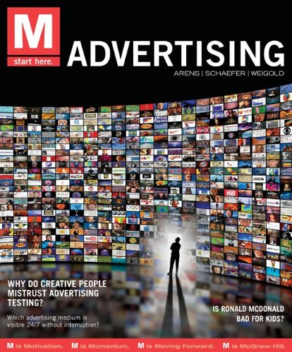 9780077484217: M: Advertising with Connect Plus