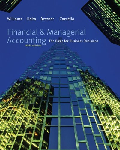 9780077484569: Loose-leaf version Financial & Managerial Accounting