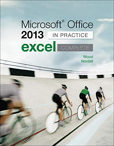 9780077486914: Microsoft Office Excel 2013 Complete: In Practice
