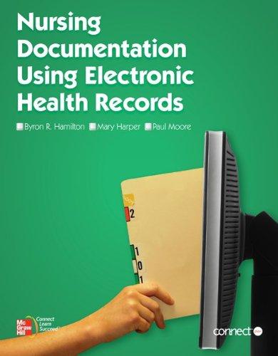 9780077490423: Connect Access Card Nursing Documentation Using EHR