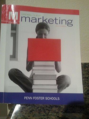 M. MARKETING - PENN FOSTER SCHOOLS- SECOND: GREWAL /LEVY