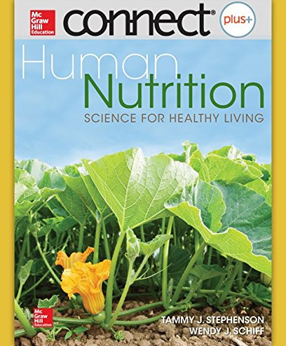 9780077491437: Connect Access Card for Human Nutrition: Science for Healthy Living