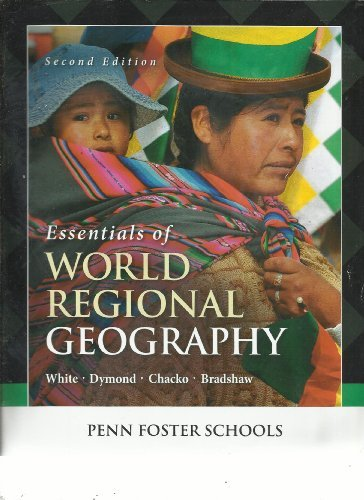 Essentials of World Regional Geography (Special Edition: George W. White