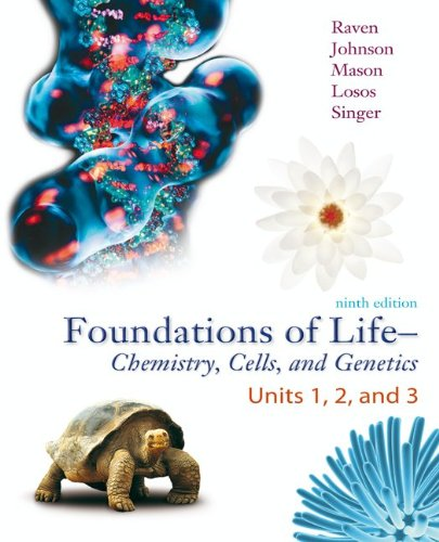 9780077492779: Foundations of Life: Chemistry, Cell Biology, and Genetics, Vol 1, w/ConnectPlus (COL1)