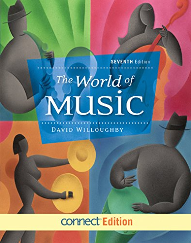 9780077493165: 3-CD set for use with The World of Music