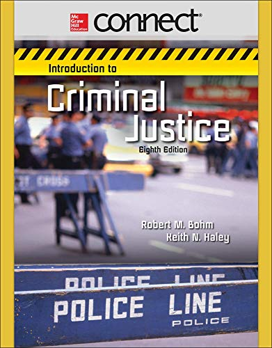 9780077493233: Connect Access Card for Introduction to Criminal Justice