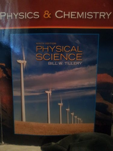 9780077496463: Physical Science (Physics and Chemistry)