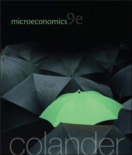 9780077501808: Microeconomics (McGraw-Hill Economics)