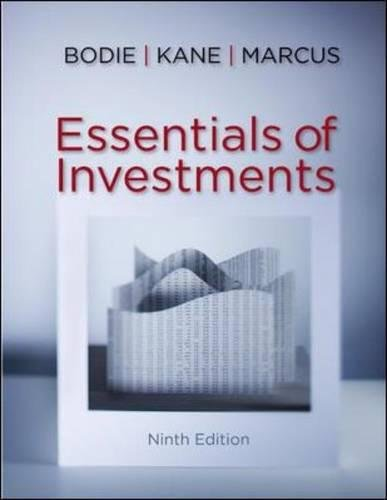 9780077502294: Loose-Leaf Essentials of Investments