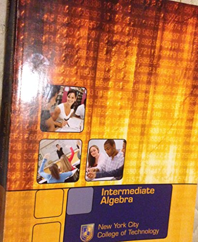 9780077503383: Intermediate Algebra (CUSTOM) (New York City College of Technology Custom)