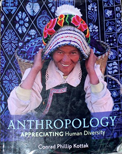 9780077504366: Anthropology: Appreciating Human Diversity