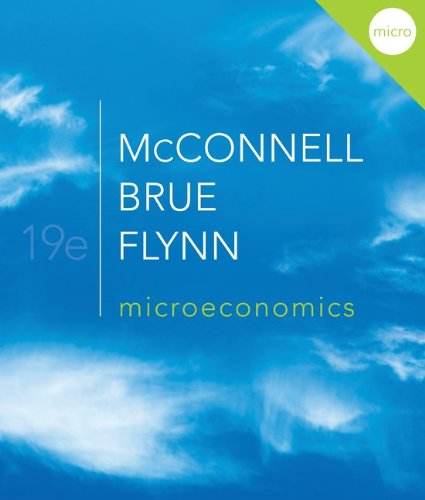 9780077507886: Microeconomics with Connect Plus (The Mcgraw-hill Series: Economics)