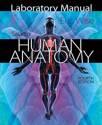 9780077508616: Laboratory Manual for Saladin's Human Anatomy