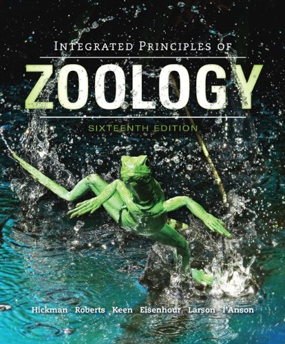 9780077508951: Connect Zoology with LearnSmart Access Card for Integrated Principles of Zoology