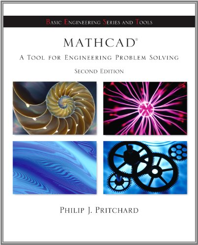 9780077509408: Mathcad: A Tool for Engineering Problem Solving + CD ROM to accompany Mathcad (Basic Engineering Series and Tools)