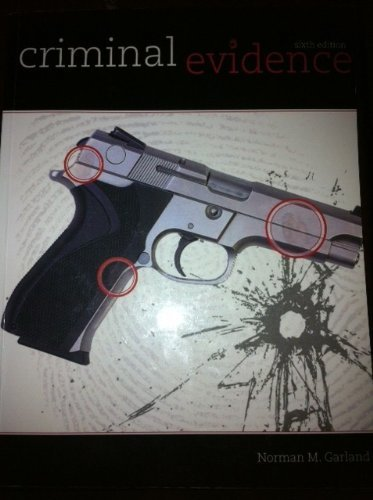 9780077509620: Criminal Evidence