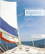 9780077510145: Elementary and Intermediate Algebra 4th Ed. [National American University] [2012] by Mark Dugopolski (2012-05-03)