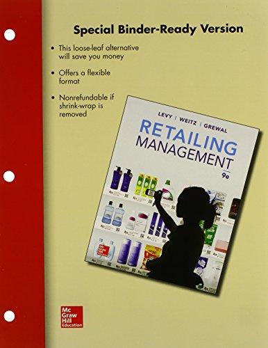 9780077512415: Loose Leaf Retailing Management