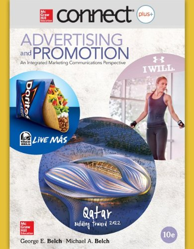 9780077512569: CONNECT PLUS MARKETING 1S ACCESS CARD FOR ADVERTISING AND PROMOTION