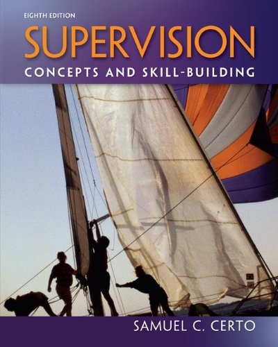 9780077513108: Loose-Leaf for Supervision: Concepts & Skill-Building