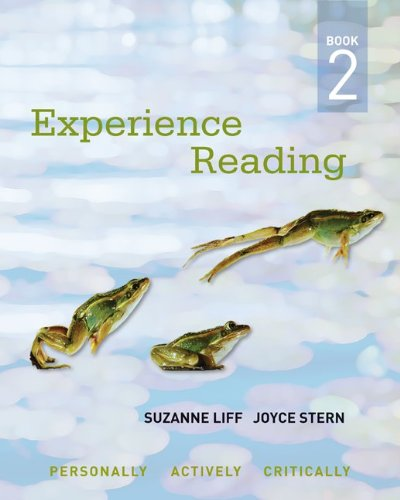 Experience Reading, book 2 with Connect Reading